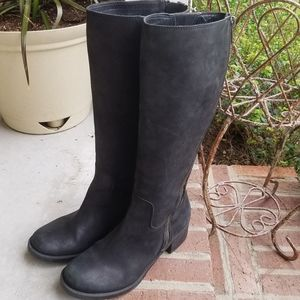 Lucky Brand Hackett Riding Style Boots
